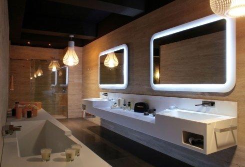 rivestimento bagni in marmo