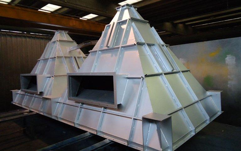 impianti per la verniciatura dei metalli