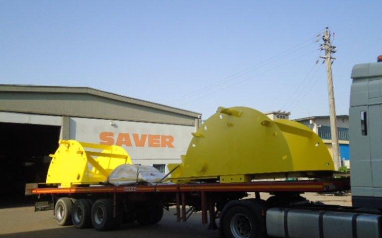 verniciatura gialla per l'industria