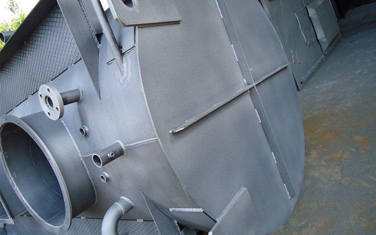 sabbiatura meccanica a brescia