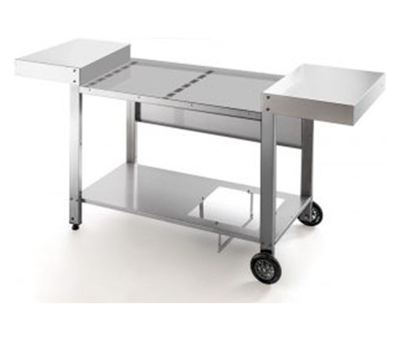 barbecue a gas Carrello 80