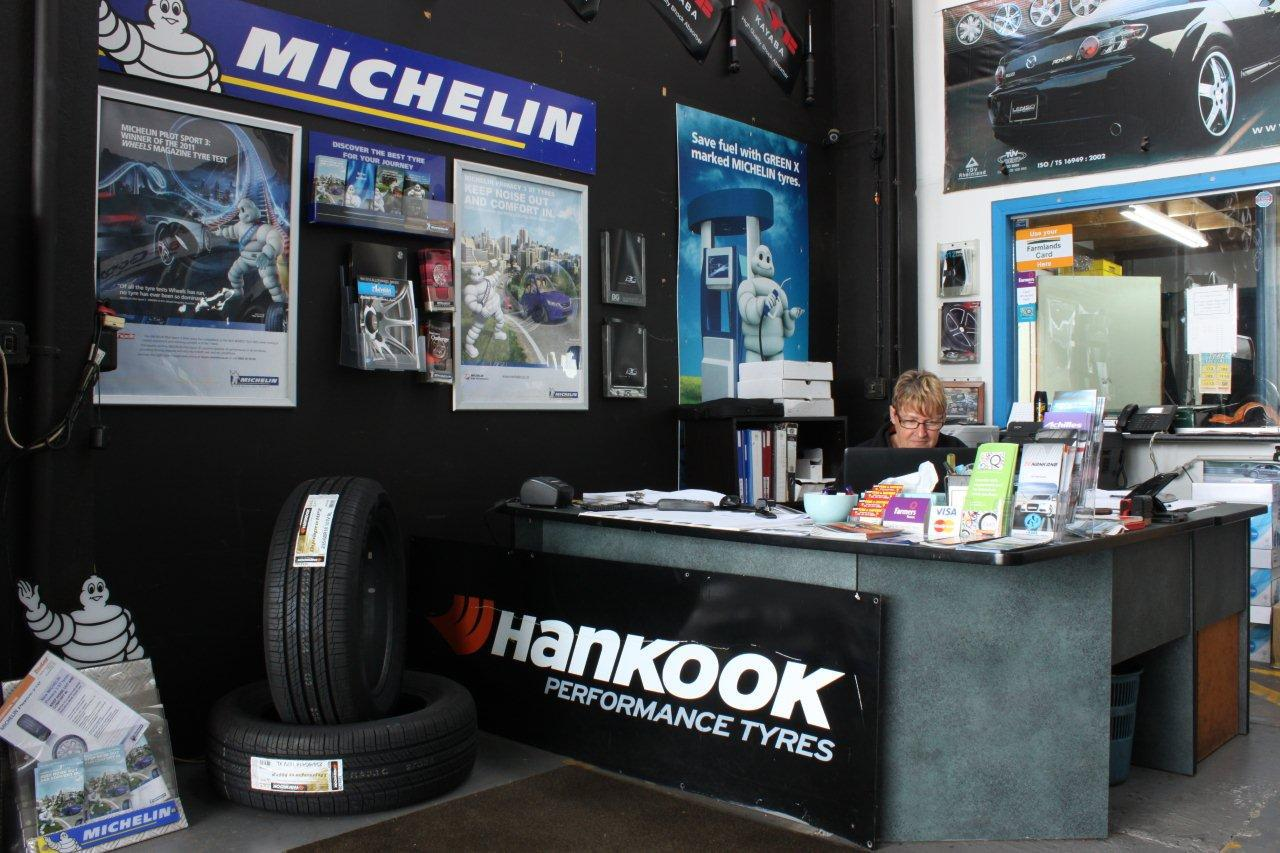 The best prices for new and used tyres in Tauranga