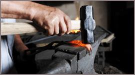 articoli in ferro