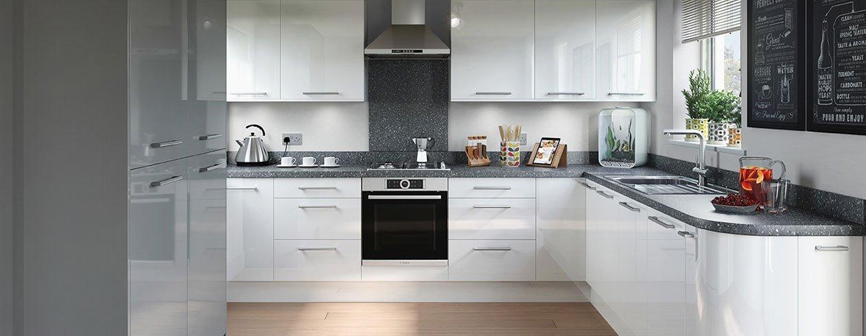 Kitchen Designers In Gillingham