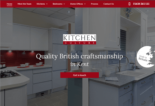 Kitchen Culture In Kent