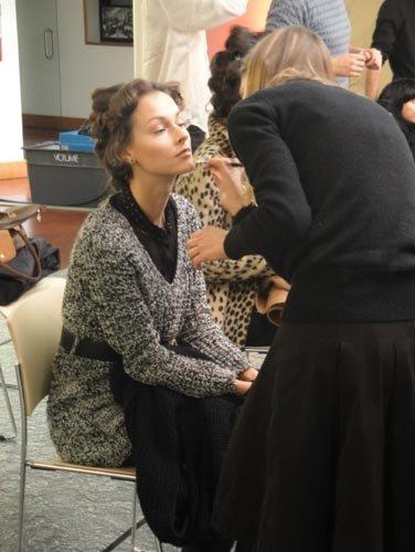 ritocco make-up