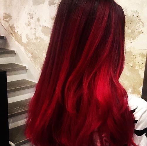 capelli bionde