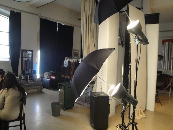 studio per modelle