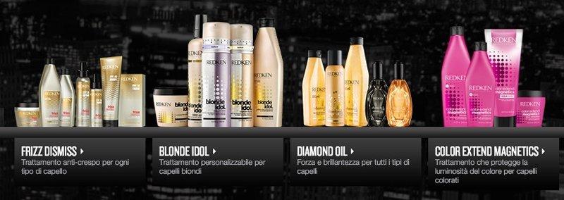 prodotti di bellezza -Frizz Dismiss-Blonde Idol-Diamond Oil-color Extend Magnetics
