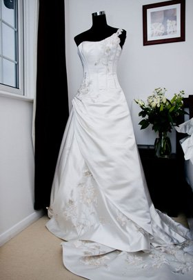Wedding dresses - Leeds - Ladies' Day - Professional dressmakers