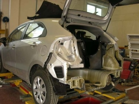 officina meccanica, carrozzeria auto, interventi su veicoli