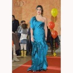abiti alta moda, completi per donna, vestiti in seta, abiti da cerimonia