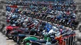 parcheggio motoveicoli
