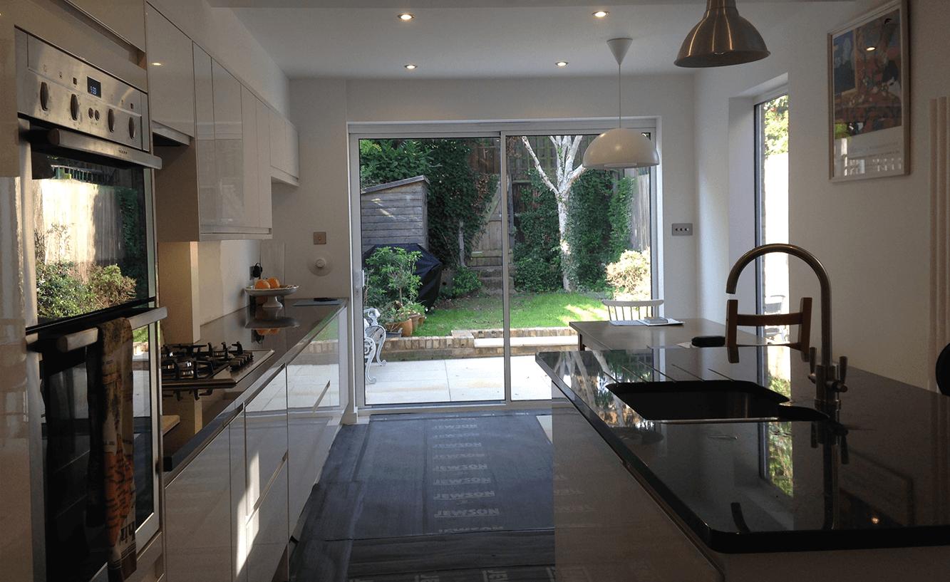 Kitchen Installation - Highgate