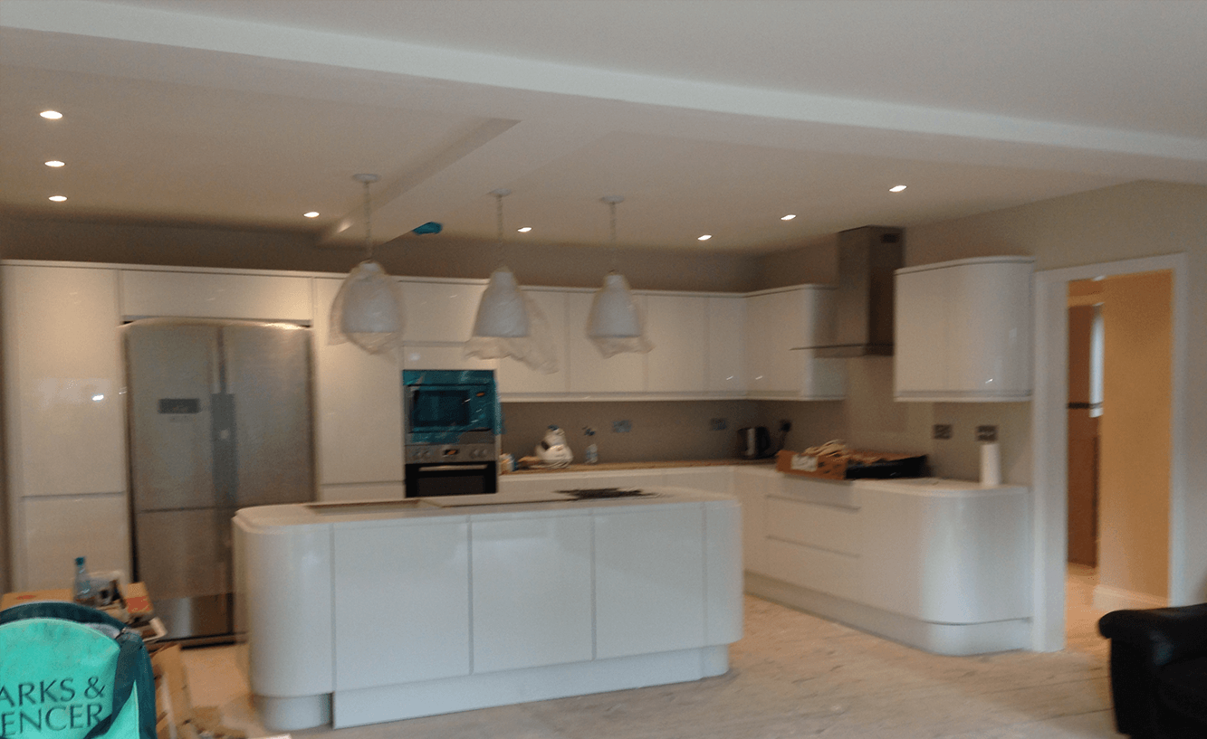 Kitchen Installation - Upminster
