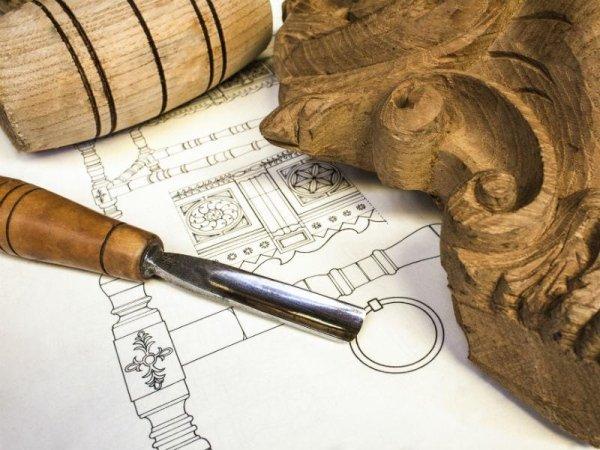 attrezzo intaglio legno