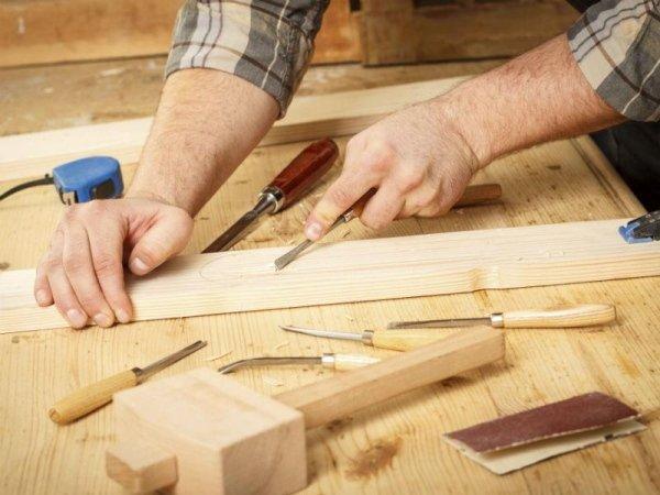 lavorazione in legno