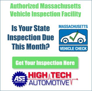 Massachusetts State Inspection Facility