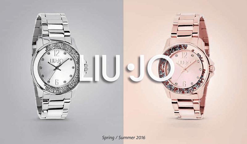 degli orologi della marca Liu Jo