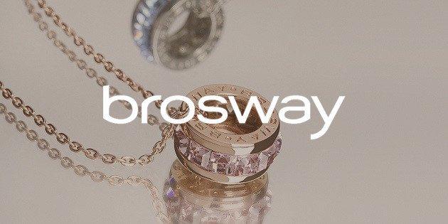 un gioiello della marca Brosway