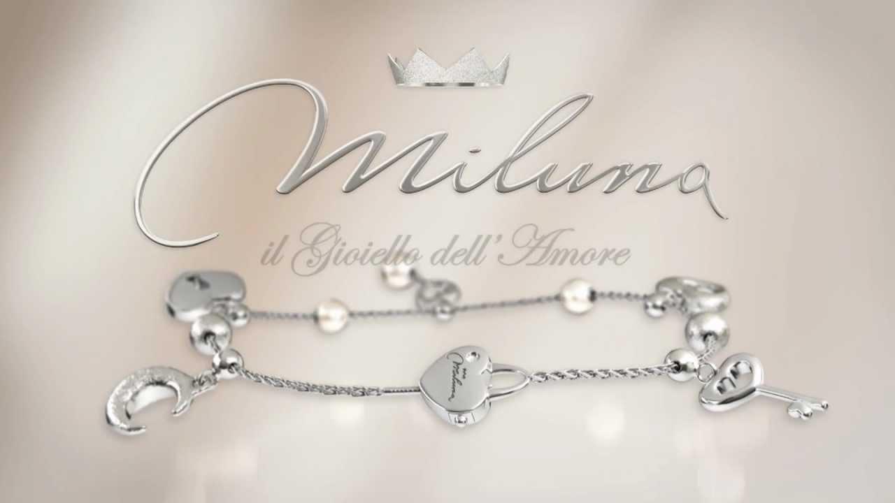 un braccialetto della marca Miluna