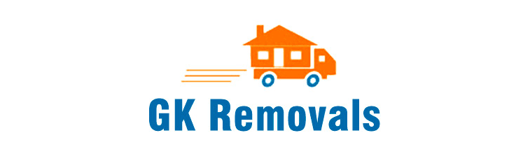 gk removals logo