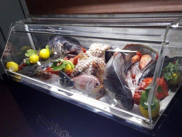Pesce fresco Como