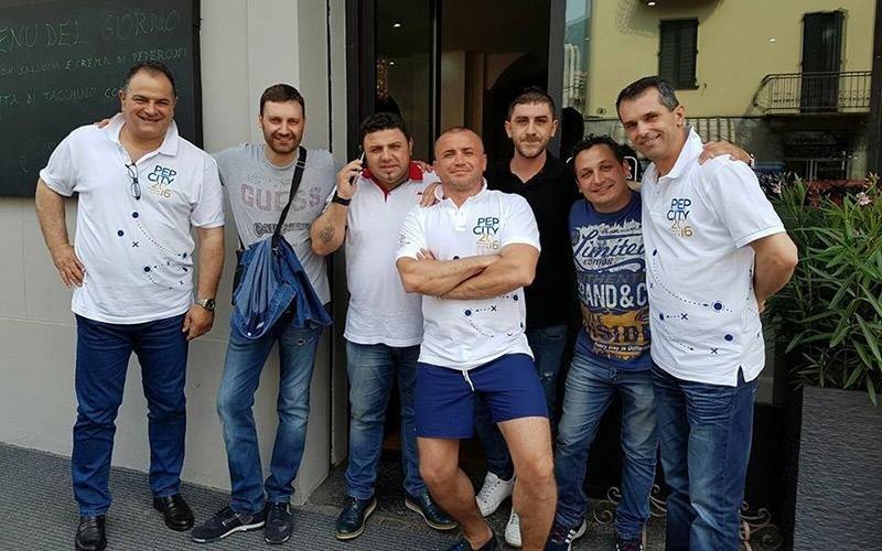 Staff Hosteria La Scogliera