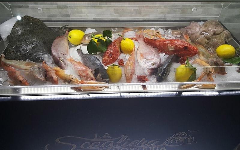 Banco pesce La Scogliera