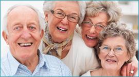 ritrovo per anziani