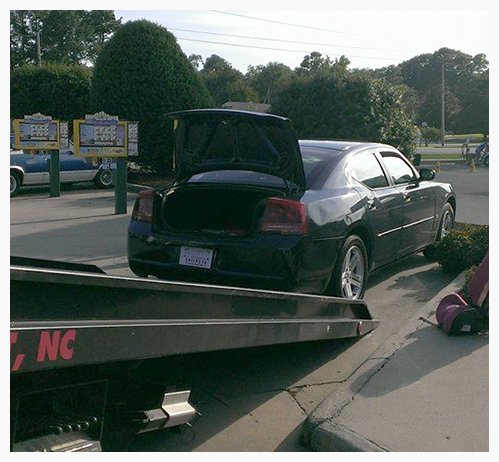 Roadside Assistance Wilson, NC
