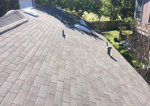 Composite Roofing in San Antonio Danley Restoration