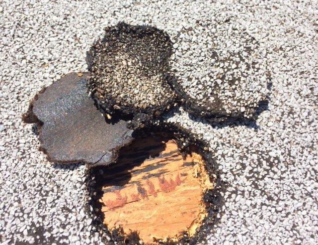 Hail damage roof repair San Antonio TX