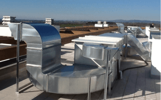 sistemi di Ventilazione condominiale, Termoidaulica Ottentoti, sistemi di riscaldamento, Roma Nord, Roma, Fiano Romano