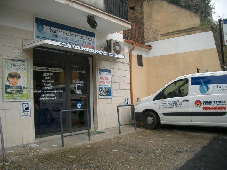 termoidraulica Ottentoti, Impianti idrici, rifacimento Bagno, Roma