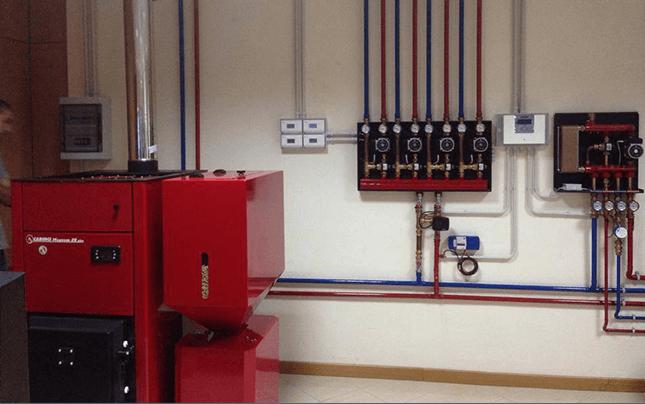 caldaie industriale, installazione, manutenzione, Termoidaulica Ottentoti, sistemi di riscaldamento, Roma Nord, Roma, Fiano Romano