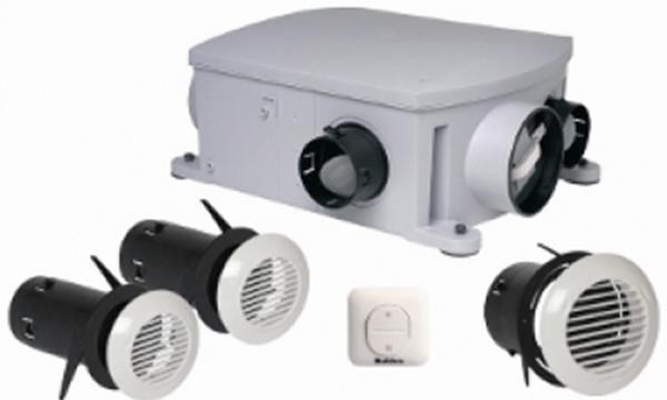 sistemi di ventilazione, sistemi di aerazione, Aldes, Assistenza Aldes, Fiano Romano, Roma
