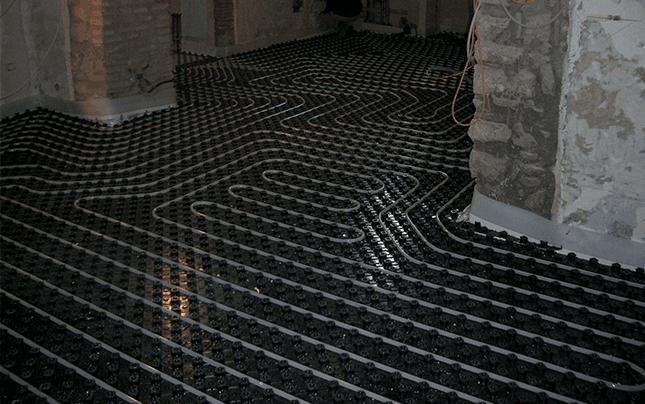 riscaldamento a pavimento, Termoidaulica Ottentoti, sistemi di riscaldamento, Roma Nord, Roma, Fiano Romano