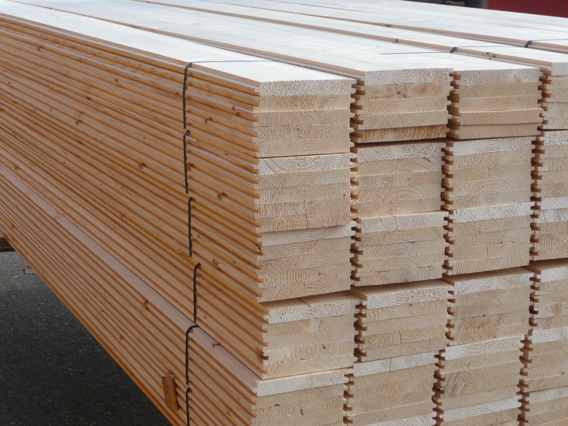 Materiali per l 39 edilizia roma montecompatri for Perline abete grezzo