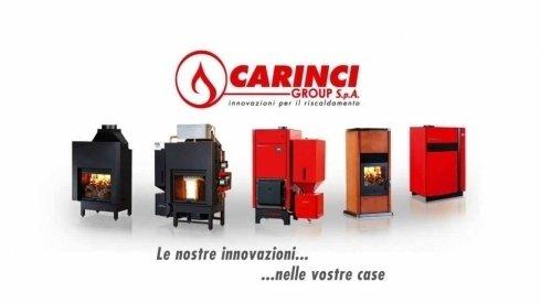 CARINCI GROUP:  IL TOP NEL SETTORE RISCALDAMENTO