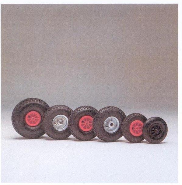Ruote pneumatiche industriali