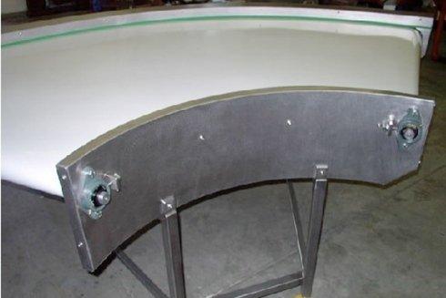 sistema di curva motorizzata
