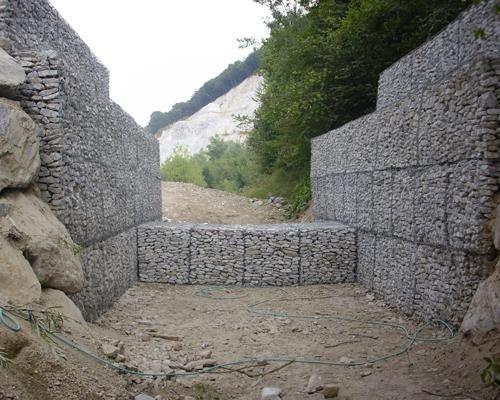 Progetto di riassesto idrogeologico
