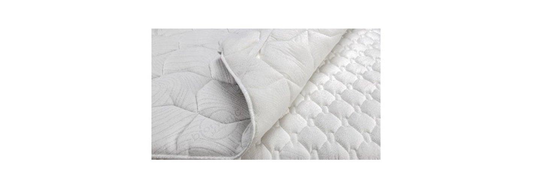 fibra di un materasso