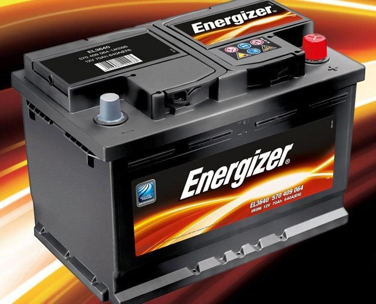 energizer batteria auto