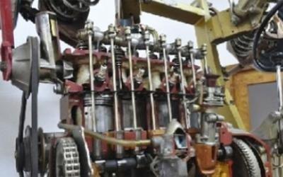 modello motore auto