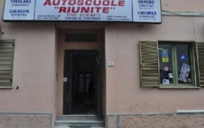 driving course rooms at Autoscuole Riunite