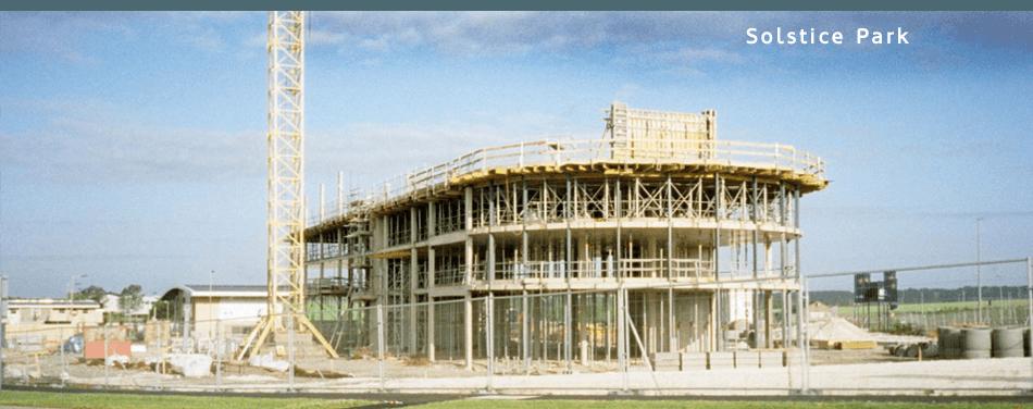 Groundwork construction