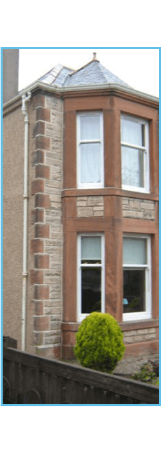 Stone repairs after