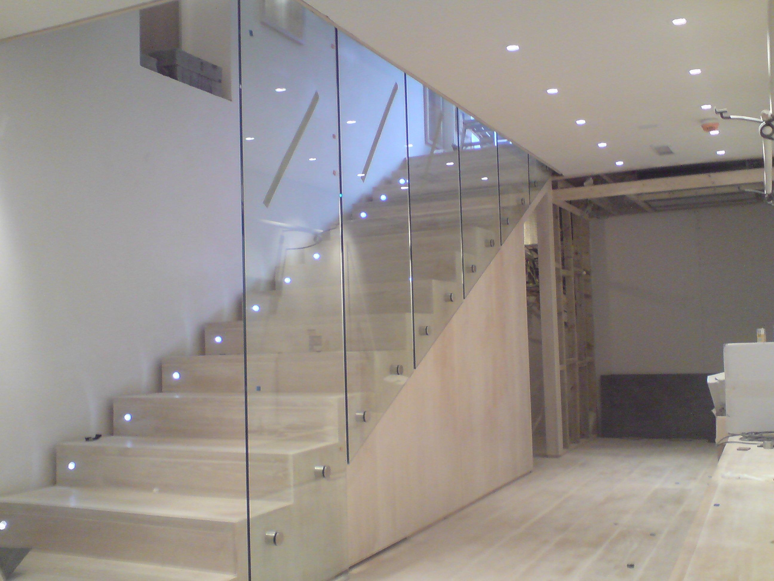 Glass Balustrades Kent